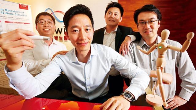 這群台灣生技新秀 抓住「對基因下藥」商機